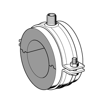 Chilled Water Clamp Cmp